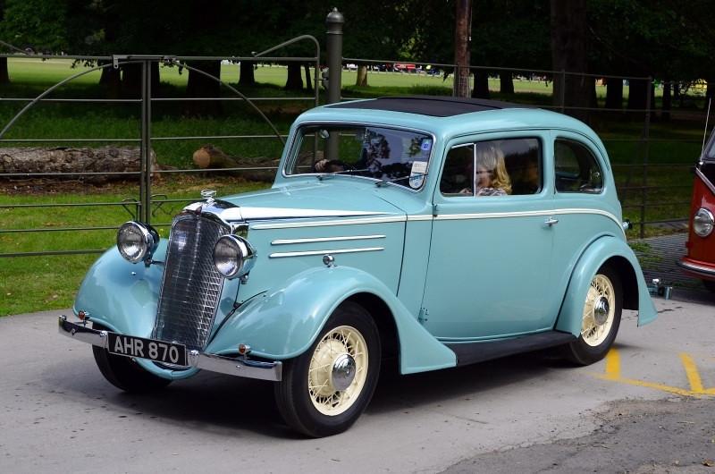 AHR 870 VAUXHALL 14-16 TICKFORD 1936
