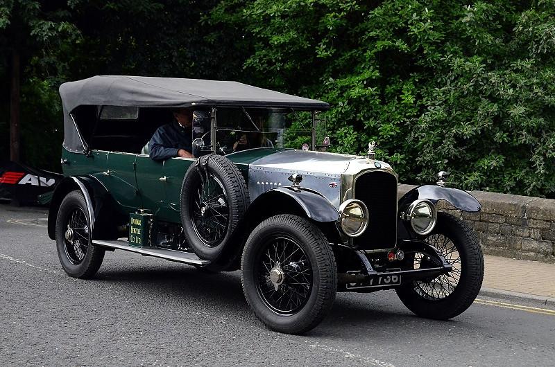 SV 7736 VAUXHALL 23-60 1923