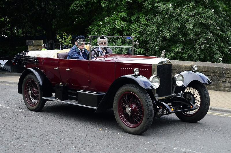 PE 9677 14-40 PRINCETON TOURER 1926