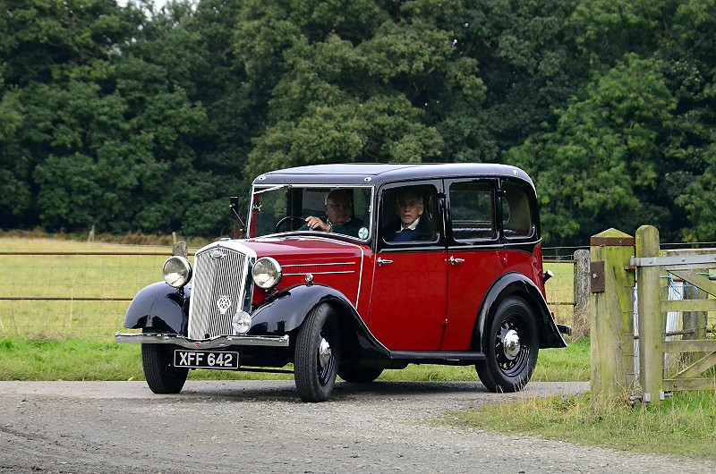 XFF 642 WOLSELEY WASP 1936