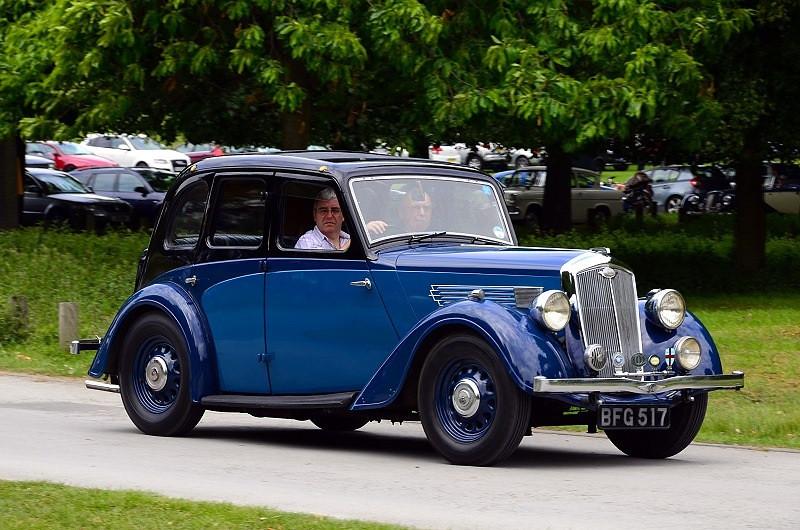 BFG 517 WOLSELEY 1936