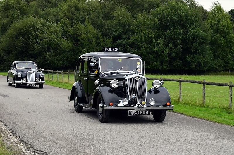 WSJ 808 WOLSELEY 18-85 1938 POLICE