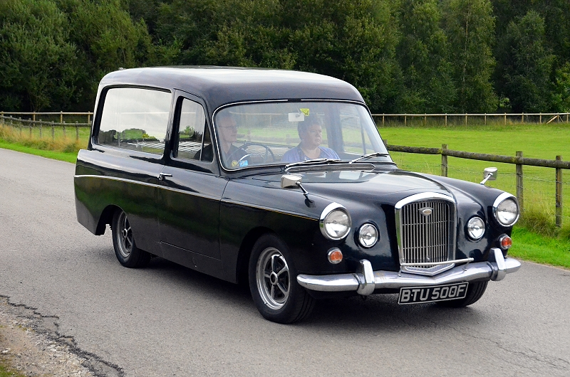 WOLSELEY 6-110 HEARSE
