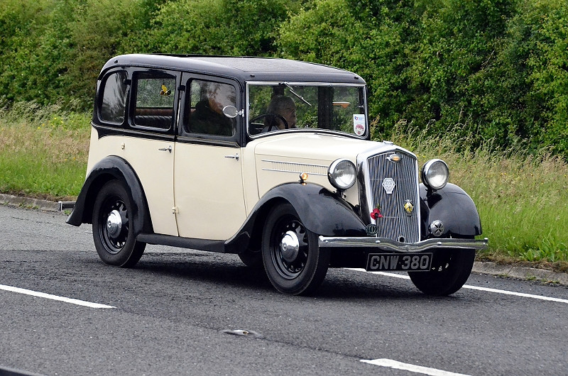 CNW 380 WOLSELEY WASP 1935