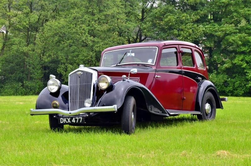 DKX 477 WOLSELY 21 1937 , GARDNER
