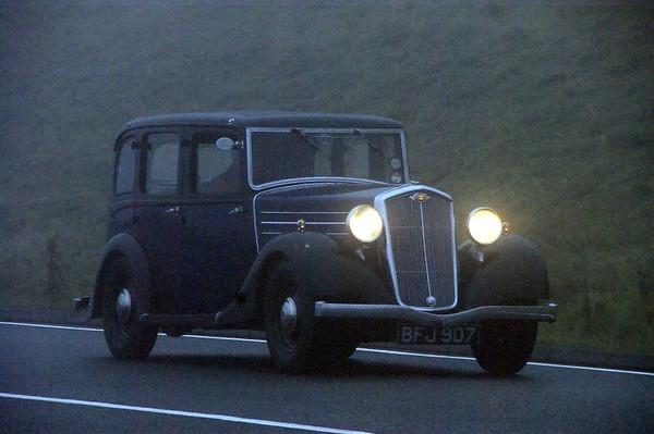 BFJ 907 WOLSELEY HORNET  1936