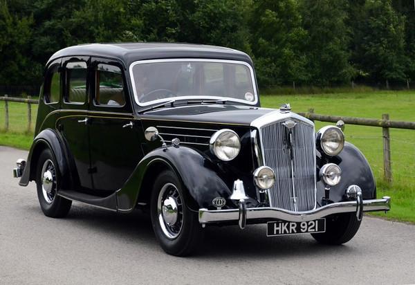 HKR 921 WOLSELEY 18-85 1946