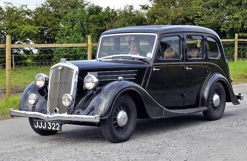 JJJ 322 WOLSELEY 14-60 SERIES III 1947