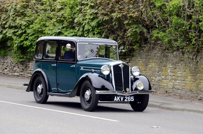 AKV 265 HORNET 1935