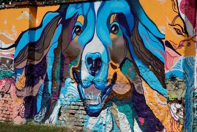 GRAFFITI IN BRNO SUBWAYS - BRNĚNSKÉ PODCHODY