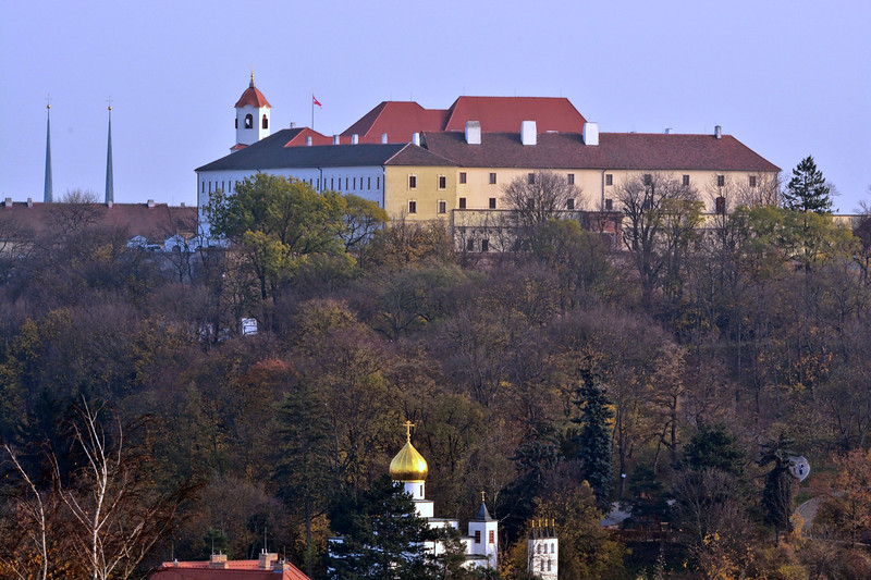 Brno v listopadu