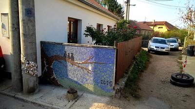 BRNO - KAMENNÁ KOLONIE A ČERVENÝ KOPEC