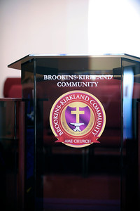 BROOKING-KIRKLAND COMMUNITY CHURCH DEDICATION WORSHIP SERVICE HEL ON DECEMBER 4, 2016 PHOTOS BY VALERIE GOODLOE
