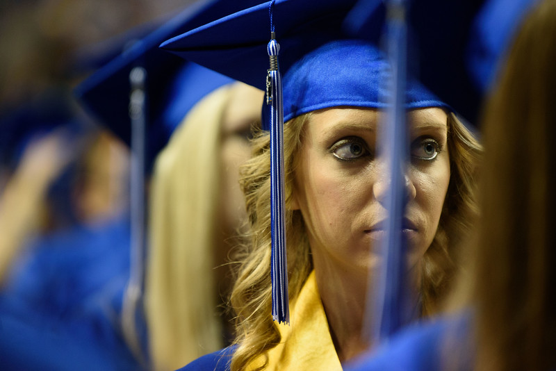 Broomfield High Graduation