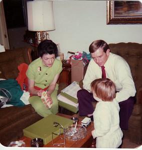 Aunt Bette, Dad & David
