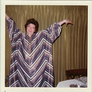 Bette Christmas 1973