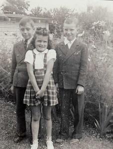 Bette, Dad, Bruce