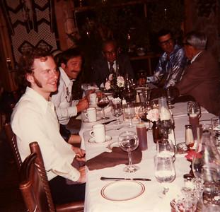 Bruce, Bart, Gpa Saylor June 1977