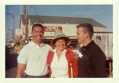 Jack, Laurie, Dad