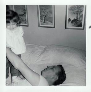 Lisa, Dad 1964