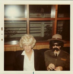 Dad Halloween 1969