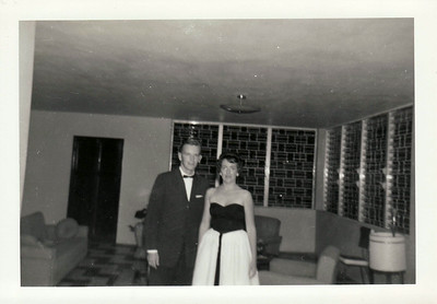 Mom, Dad Haiti 1962