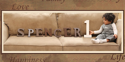 43 Spencer Love Life15x30