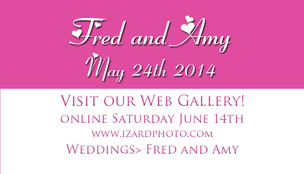 Fred and Amy Reception Card Front 05