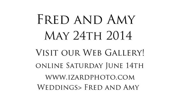 Fred and Amy Reception Card Front 01