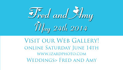 Fred and Amy Reception Card Front 06