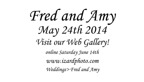 Fred and Amy Reception Card Front 02