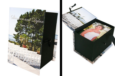 Custom Memory Boxes may contain up to 400 4x6 prints.