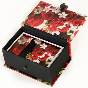 Custom Memory Box with 4x6 prints