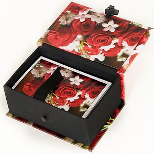 Custom Memory Box with 4x6 prints