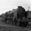 30850 Lord Nelson at Bournemouth MPD on 16 August 1955.