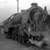 30748 Vivien at Bournemouth MPD in the early 1950s.
