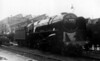 92095 with GWR tender Swindon works