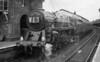 92220 Evening Star at Salisbury 23rd July 1960
