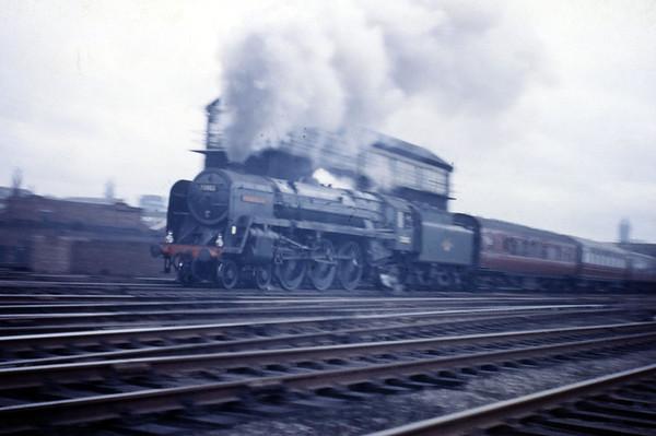 72002 Clan Campbell Preston 17th June 1961