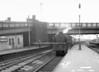 72009 Clan Stewart arriving carlisle Oct 1956