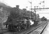 76023 leaving durham engine shed oct 1956