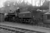 76063 Dumfries shed April 1965
