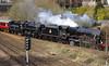 76079 & 45407 The Cotton Mill Express Bradley Jct  6-4-08