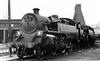 80002 Eastfield Shed  7th July 1966 now preserved