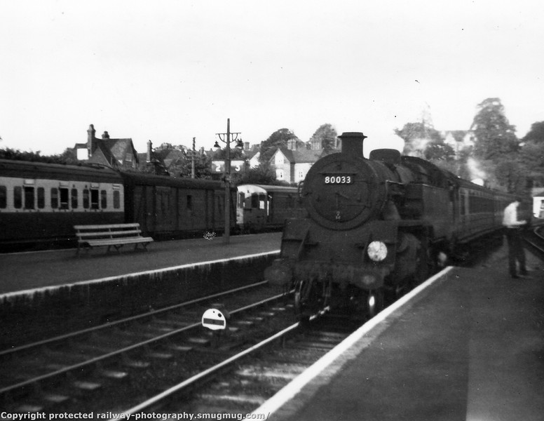 80033 Tunbridge Wells
