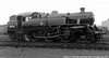 80056 Polmadie shed 22nd March 1958