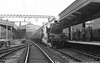 80080 East London No 2 Railtour 24th March 1956 . Picture at Fenchurch Street at the start of the tour.
