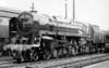 70000 Britannia at Crewe works 18th April 1964