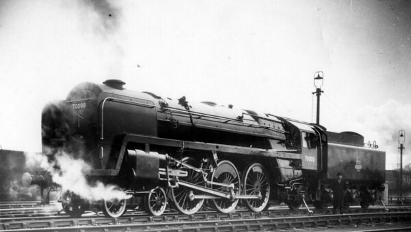 70000 still to be named Britannia at Crewe