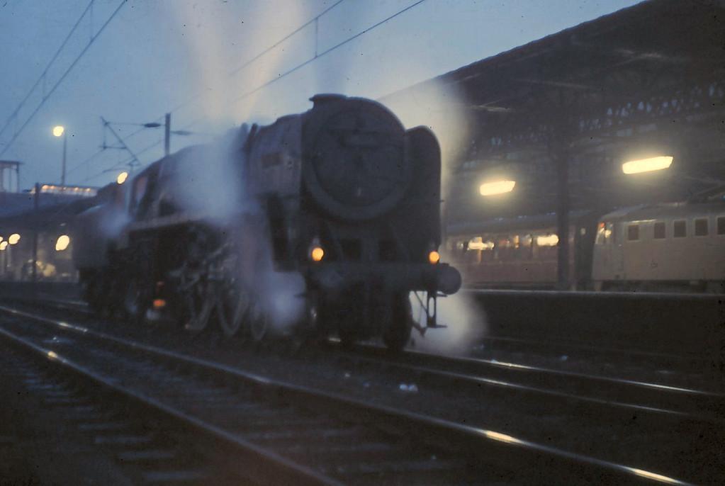 B R Standard Britannia class | National Preservation